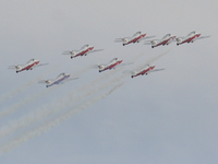 view--canadian forces snowbirds