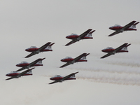 canadian forces snowbirds diamond formation