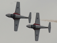 canadian forces snowbirds - double invert