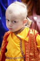view--very cute little monk