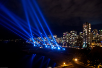 vectorial elevation in english bay Abbotsford, British Columbia, Canada, North America