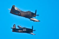 a1 sky raider and bearcat Abbotsdord, British Columbia, Canada, North America