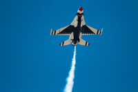usaf thunderbirds Abbotsdord, British Columbia, Canada, North America