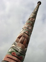 totem near space center