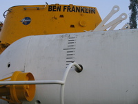 ben franklin submarine