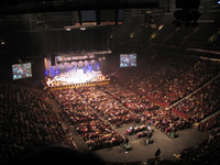 gm place stadium hosting andre rieu vancouver concert
