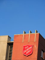 salvation army on homer street