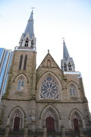 holy rosary cathedral on dunsmuir street