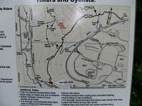 map of sfu trails