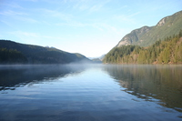 bunzen lake