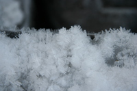 snows and crystals