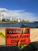 view--warning float area closed