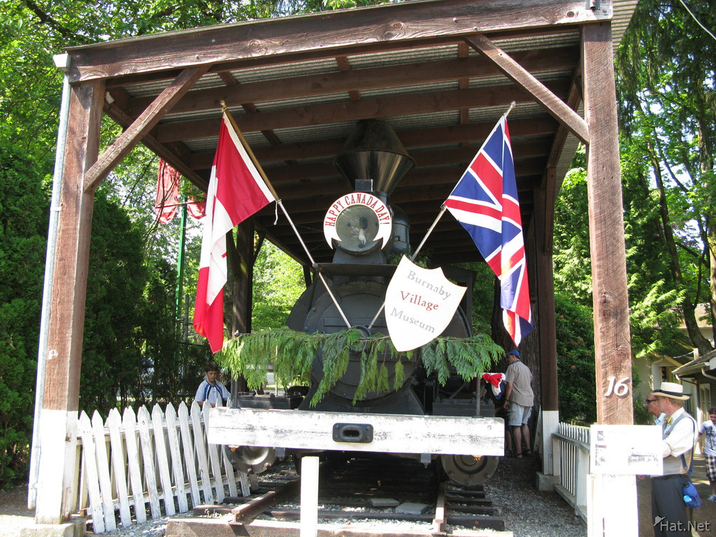canadian steam engine