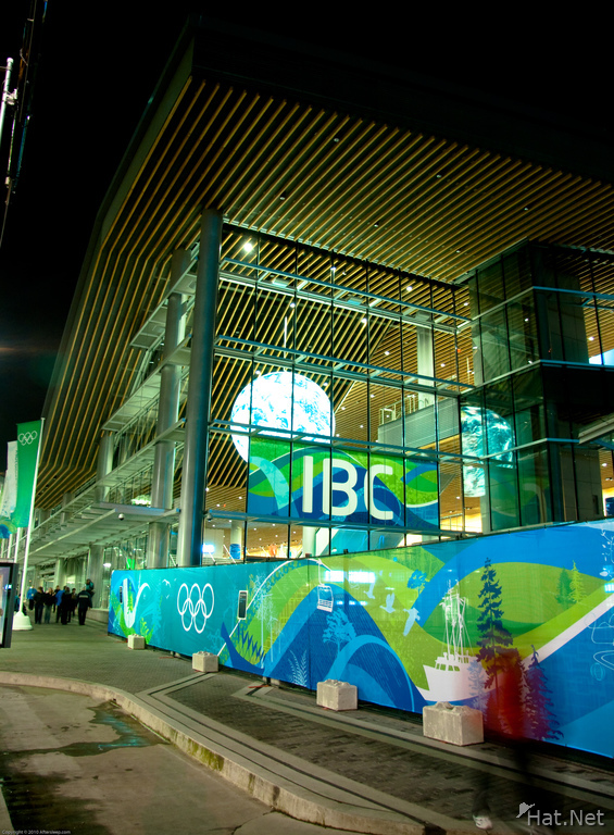 vancouver convention and exhibition centre