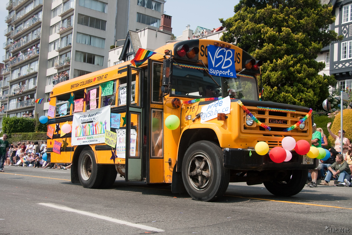 vsb school bus