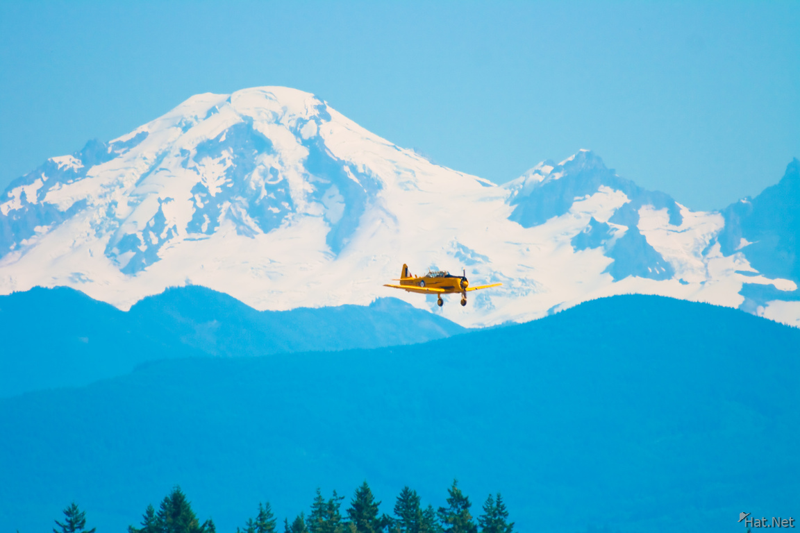 view--havard in front of mount baker