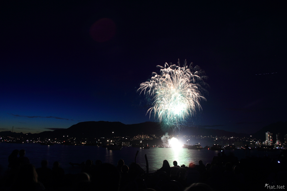 vancouver firework 2007