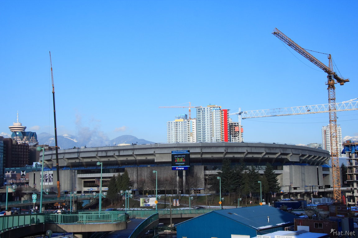 bc place roof collapsed