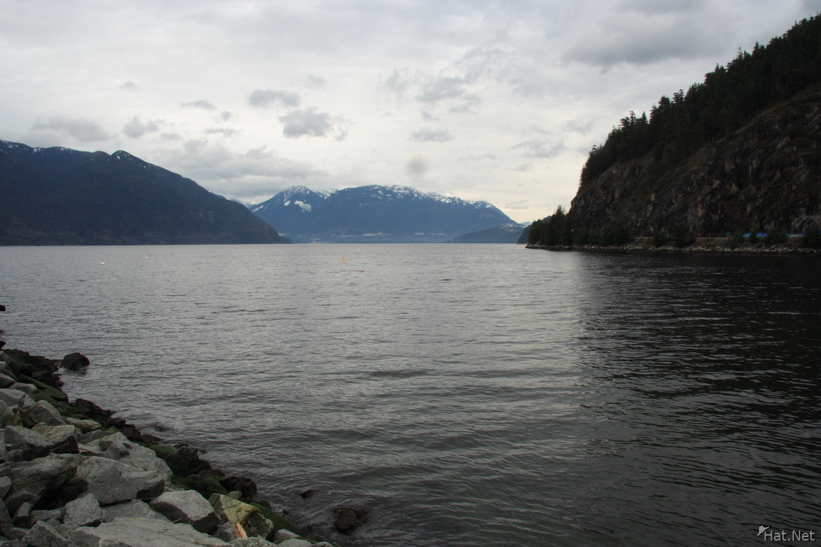 north of porteau cove
