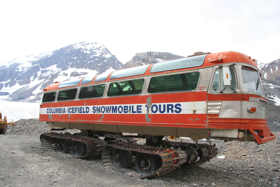 Icefield Tours Banff